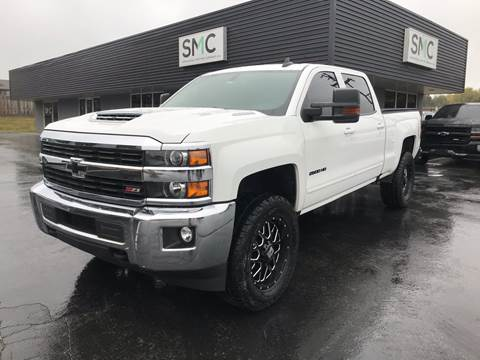 Diesel Trucks For Sale Near Me >> 2017 Chevrolet Silverado 2500hd For Sale In Springfield Mo