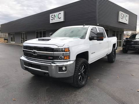 Used Chevy Silverado For Sale >> 2017 Chevrolet Silverado 2500hd For Sale In Springfield Mo