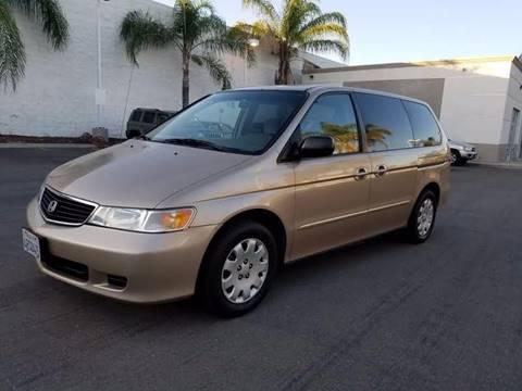 2001 Honda Odyssey for sale in Escondido, CA