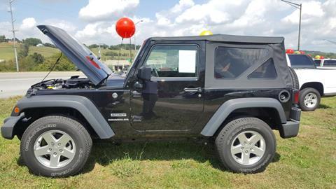 2016 Jeep Wrangler for sale in Johnson City, TN