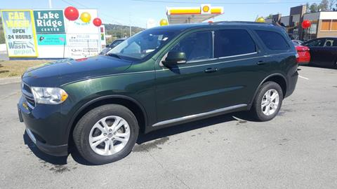 2011 Dodge Durango for sale in Johnson City, TN