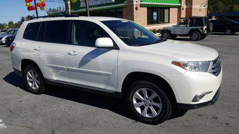 2013 Toyota Highlander for sale in Johnson City, TN