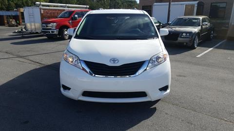 2012 Toyota Sienna for sale in Johnson City, TN