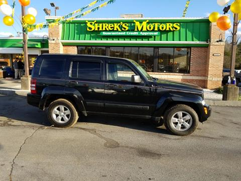 2011 Jeep Liberty for sale in Johnson City, TN