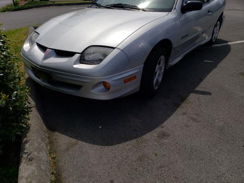 2000 Pontiac Sunfire for sale in Johnson City, TN