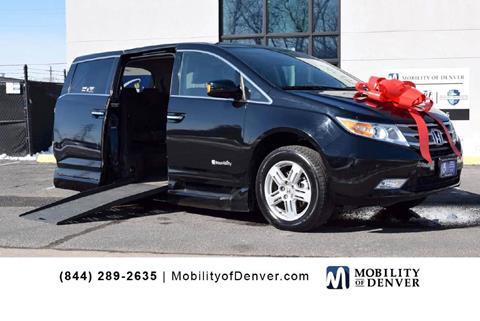 55797fdcf02337 2013 Honda Odyssey for sale at CO Fleet   Mobility in Denver CO