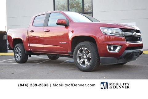 2016 Chevrolet Colorado for sale in Denver, CO