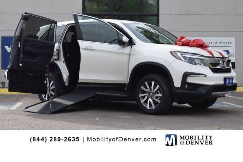 2019 Honda Pilot for sale at CO Fleet & Mobility in Denver CO