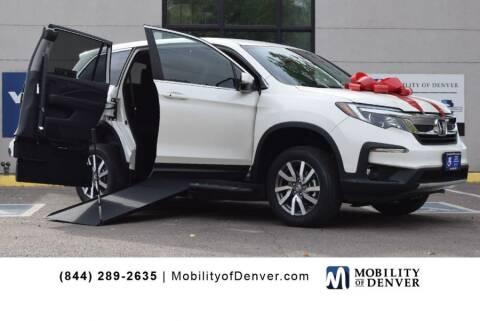 2019 Honda Pilot for sale at CO Fleet & Mobility in Denver CO