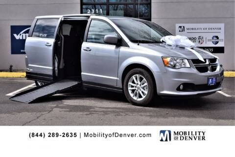2018 Dodge Grand Caravan for sale at CO Fleet & Mobility in Denver CO
