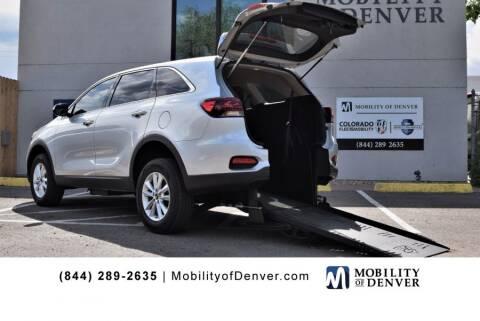 2019 Kia Sorento for sale at CO Fleet & Mobility in Denver CO