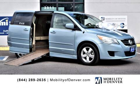 2010 Volkswagen Routan for sale at CO Fleet & Mobility in Denver CO