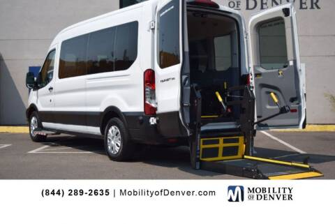 2019 Ford Transit Passenger for sale at CO Fleet & Mobility in Denver CO