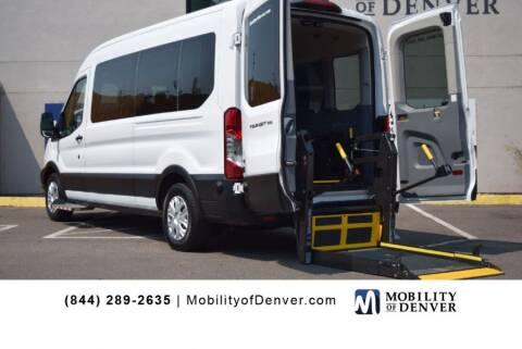 2019 Ford Transit Passenger for sale at CO Fleet & Mobility in Denver CO