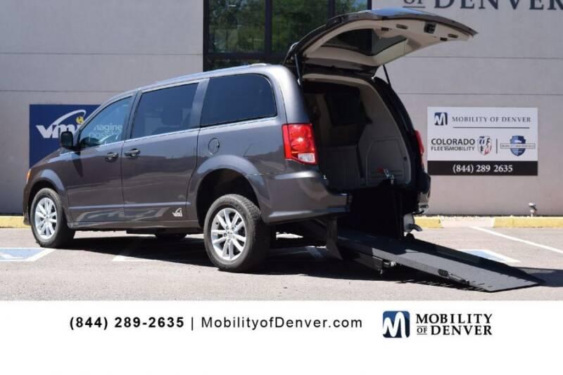 2019 Dodge Grand Caravan for sale at CO Fleet & Mobility in Denver CO