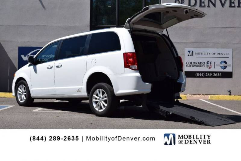 2019 Dodge Grand Caravan for sale at CO Fleet & Mobility in Denver CO