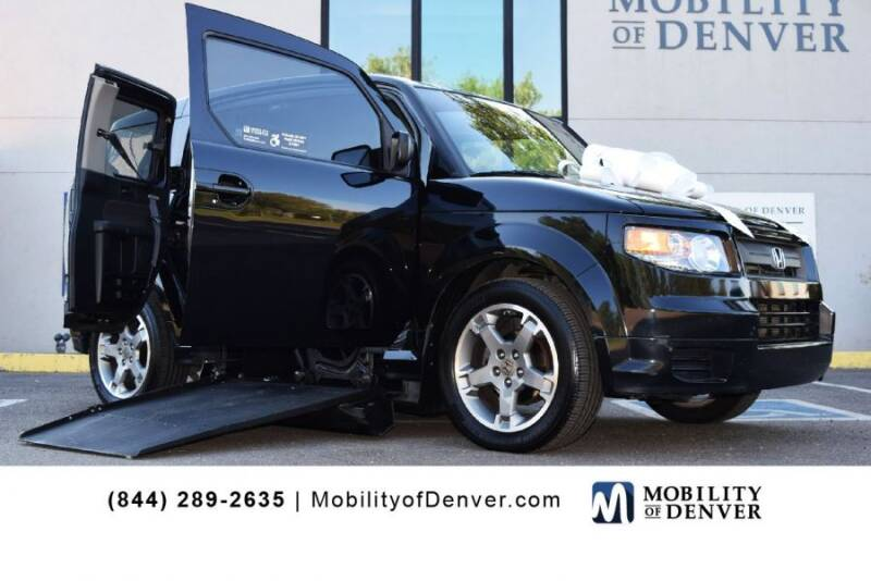 2007 Honda Element for sale at CO Fleet & Mobility in Denver CO