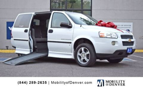 2007 Chevrolet Uplander for sale at CO Fleet & Mobility in Denver CO