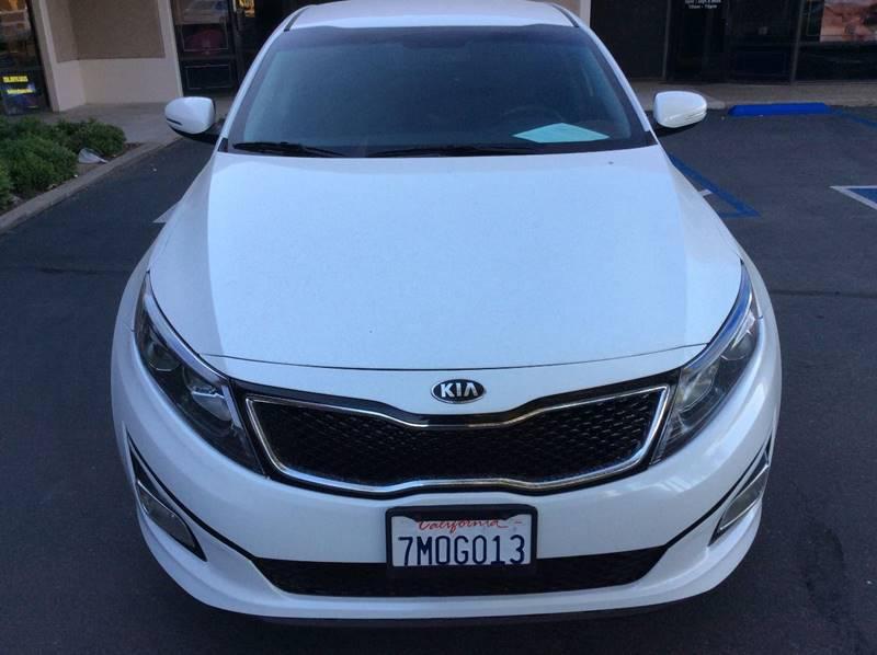 2015 Kia Optima EX 4dr Sedan - Rancho Cordova CA