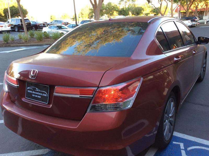 2011 Honda Accord EX-L 4dr Sedan - Rancho Cordova CA