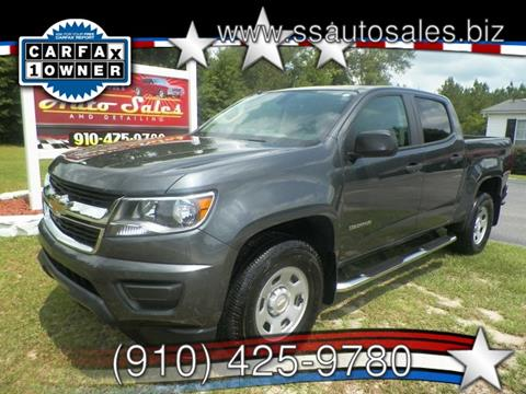 2016 Chevrolet Colorado for sale in Hope Mills, NC