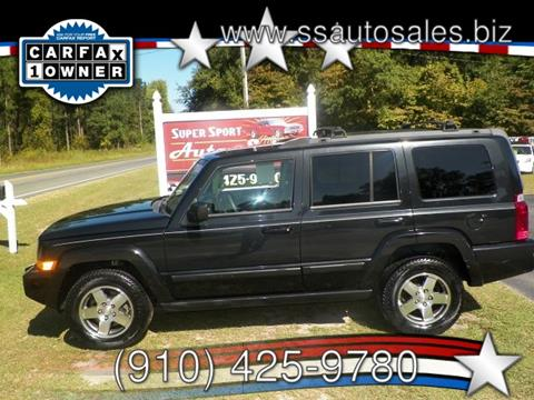 2009 Jeep Commander for sale in Hope Mills, NC