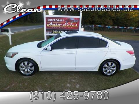 2008 Honda Accord for sale in Hope Mills, NC