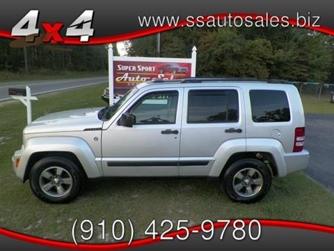 2008 Jeep Liberty for sale in Hope Mills, NC