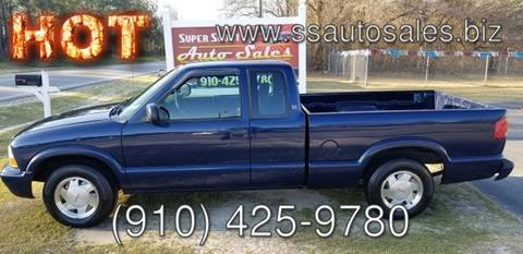 2003 GMC Sonoma for sale in Hope Mills, NC