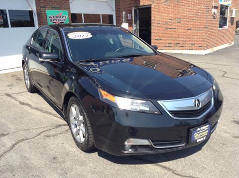 2012 Acura TL for sale in Clinton, CT