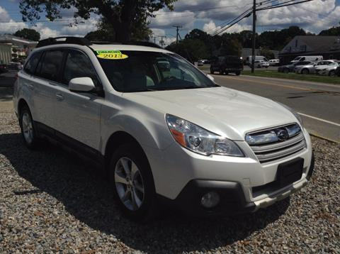 2013 Subaru Outback for sale in Clinton, CT