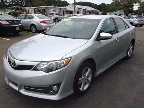 2014 Toyota Camry for sale in Clinton, CT