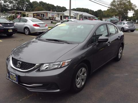 2014 Honda Civic for sale in Clinton, CT