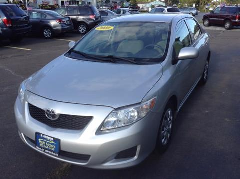 2010 Toyota Corolla for sale in Clinton, CT