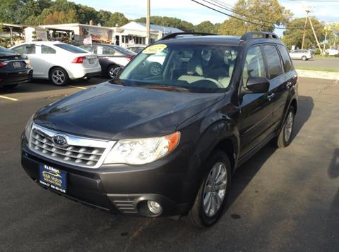 2012 Subaru Forester for sale in Clinton, CT
