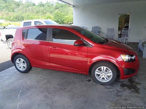 2014 Chevrolet Sonic for sale in Oneonta AL