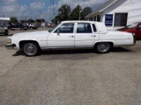 1989 Cadillac Brougham for sale in Cairo, IL
