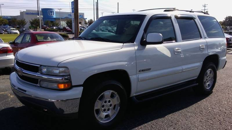 2001 Chevrolet Tahoe for sale at AFFORDABLE AUTO GREER in Greer SC