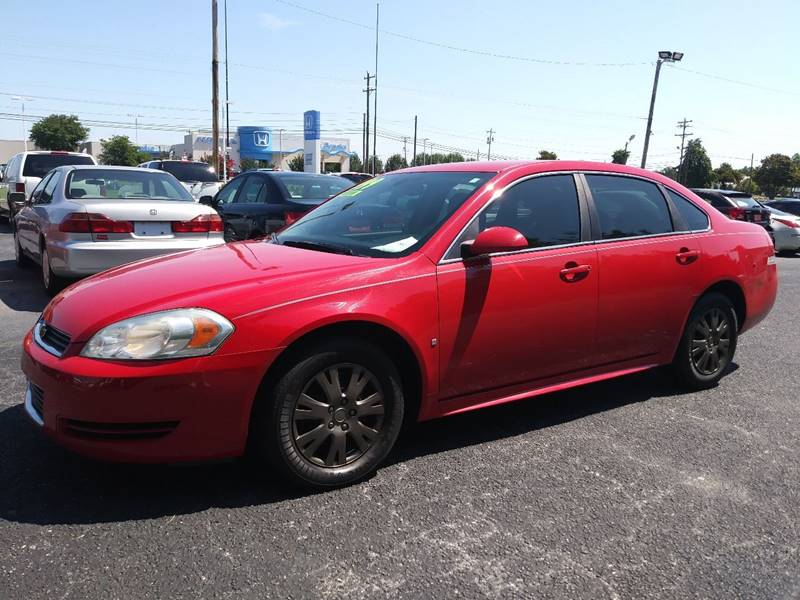 2010 Chevrolet Impala for sale at AFFORDABLE AUTO GREER in Greer SC