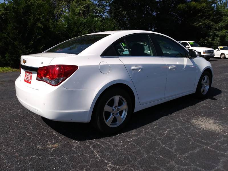 2011 Chevrolet Cruze for sale at AFFORDABLE AUTO GREER in Greer SC