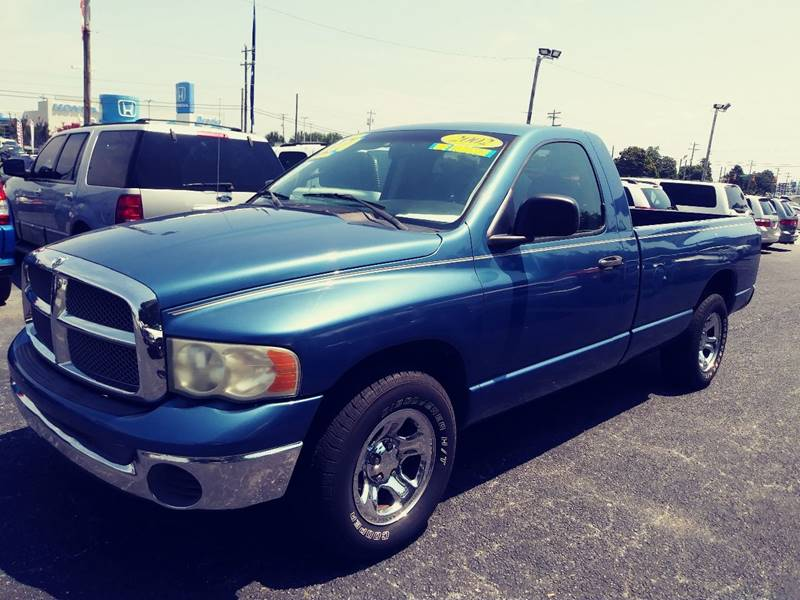 2002 Dodge Ram Pickup 1500 for sale at AFFORDABLE AUTO GREER in Greer SC