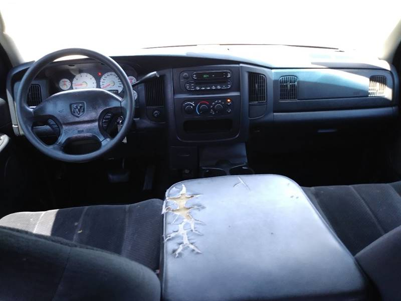 2003 Dodge Ram Pickup 1500 for sale at AFFORDABLE AUTO GREER in Greer SC