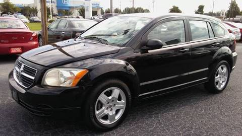 2009 Dodge Caliber for sale at AFFORDABLE AUTO GREER in Greer SC