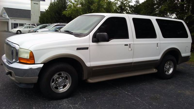 2000 Ford Excursion for sale at AFFORDABLE AUTO GREER in Greer SC