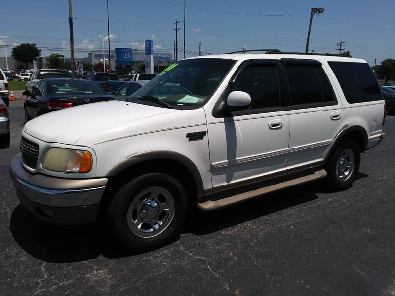2001 Ford Expedition for sale at AFFORDABLE AUTO GREER in Greer SC