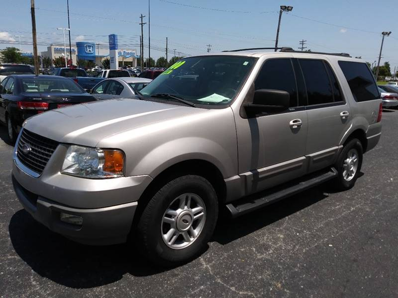 2003 Ford Expedition for sale at AFFORDABLE AUTO GREER in Greer SC