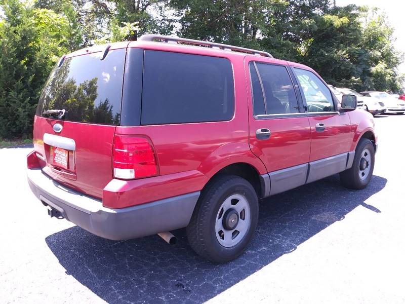 2005 Ford Expedition for sale at AFFORDABLE AUTO GREER in Greer SC