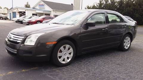 2006 Ford Fusion for sale at AFFORDABLE AUTO GREER in Greer SC