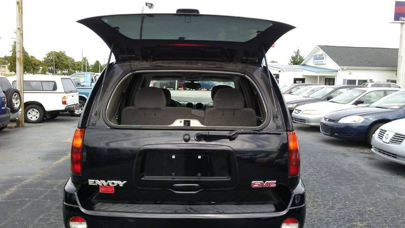2005 GMC Envoy for sale at AFFORDABLE AUTO GREER in Greer SC