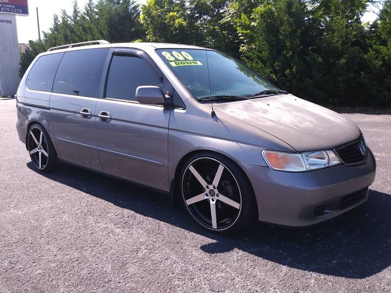 2000 Honda Odyssey for sale at AFFORDABLE AUTO GREER in Greer SC